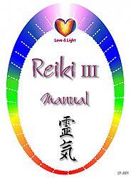 Reiki III - manual