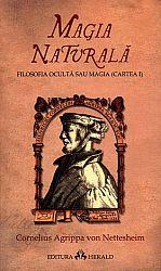 Magia naturală - Filosofia ocultă sau magia  - cartea I