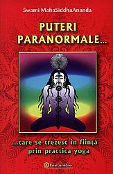 Puteri paranormale care se trezesc în fiinţă prin practica yoga