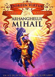 Arhanghelul Mihail - cărţi oracol  - un set de 44 de cărţi oracol şi un ghid