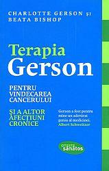 Terapia Gerson pentru vindecarea cancerului şi a altor afecţiuni cronice