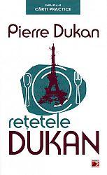 Reţetele Dukan  - regimul meu în 350 de reţete