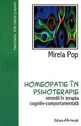 Homeopatie în psihoterapie  - remedii în terapia cognitiv-comportamentală