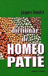 Dicţionar de homeopatie  - ediţia a II-a