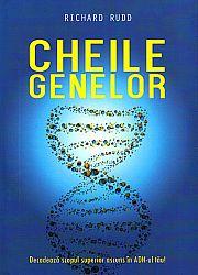 Cheile genelor - ediţie cartonată  - decodează scopul superior ascuns în ADN-ul tău!