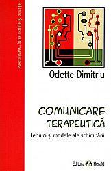 Comunicare terapeutică  - tehnici şi modele ale schimbării