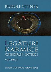 Legături karmice vol. I  - consideraţii esoterice