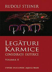 Legături karmice vol. II  - consideraţii esoterice