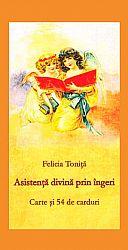 Asistenţă divină prin îngeri  - carte şi 54 de carduri