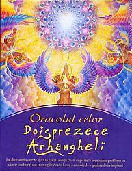 Oracolul celor doisprezece arhangheli  - conţine 60 de lamele şi o broşură cu explicaţii