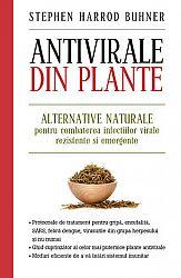 Antivirale din plante  - alternative naturale pentru combaterea infecţiilor virale rezistente şi emergente
