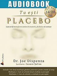 Tu eşti placebo - CD  - cde MP3 cu durata: 14 ore şi 28 de minute