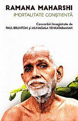 Imortalitate conştientă  - convorbiri înregistrate de Paul Brunton şi Munagala Venkataramiah