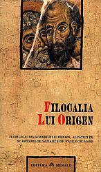 Filocalia lui Origen  - florilegiu din scrierile lui Origen, alcătuit de Sf. Grigore de Nazianz şi Sf. Vasile cel Mare