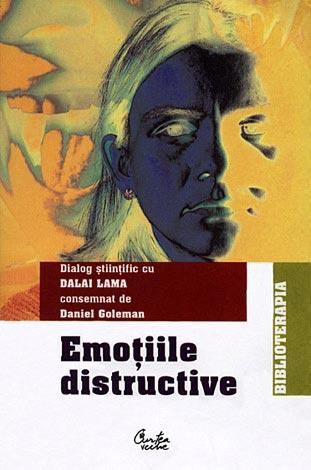Emoţiile distructive  - cum le putem depăşi? - dialog ştiinţific cu Dalai Lama
