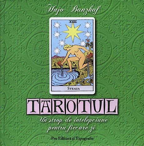 Tarotul: un strop de înţelepciune pentru fiecare zi  - pachetul de tarot Rider-Waite