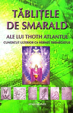 Tăbliţele de smarald ale lui Thoth Atlantul