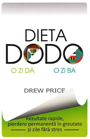Dieta Dodo - o zi da, o zi ba  - rezultate rapide, pierdere permanentă în greutate şi zile fără stres