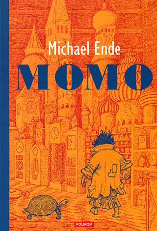 Momo  - strania poveste despre hoţii de timp şi fetiţa care le-a înapoiat oamenilor timpul furat