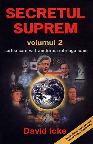 Secretul suprem - vol. 2  - cartea care va transforma întreaga lume