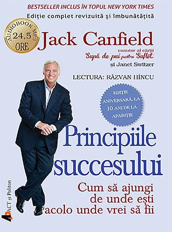 Principiile succesului - CD  - CD audiobook mp3 - durata 24.5 h