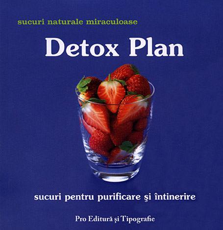 Detoxifierea  - sucuri pentru purificare şi întinerire