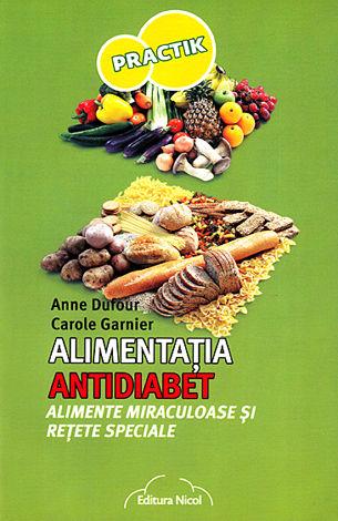 Alimentaţia antidiabet  - alimente miraculoase şi reţete speciale