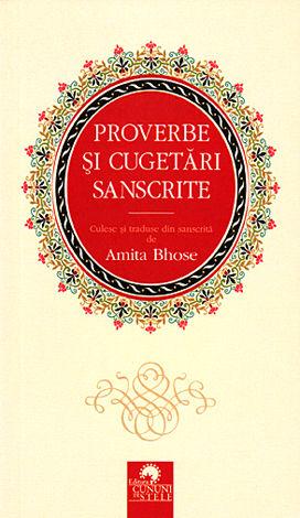 Proverbe şi cugetări sanscrite