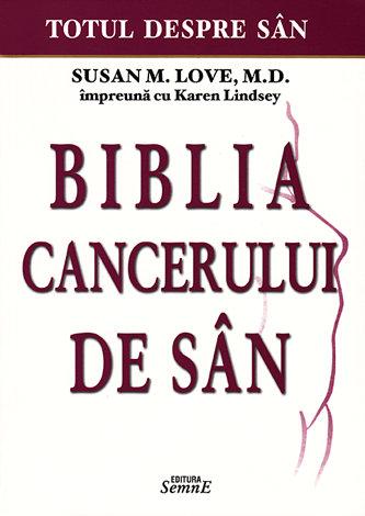 Totul despre sân - Biblia cancerului de sân