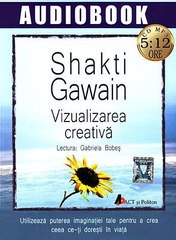 Vizualizarea creativă - CD  - utilizează puterea imaginatiei tale pentru a crea ceea ce-ti doresti în viată - MP3 cu durata de 5:12 ore