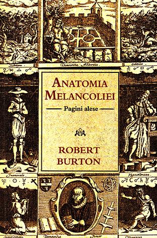 Anatomia melancoliei  - pagini alese