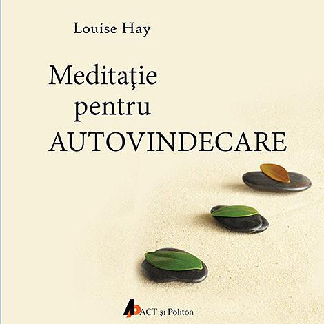 Meditaţie pentru autovindecare - CD  - CD audio - durata 00h:53min:15sec