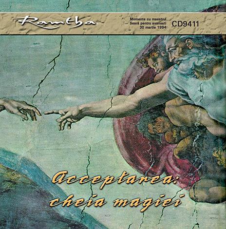 Acceptarea: cheia magiei - CD  - CD audio