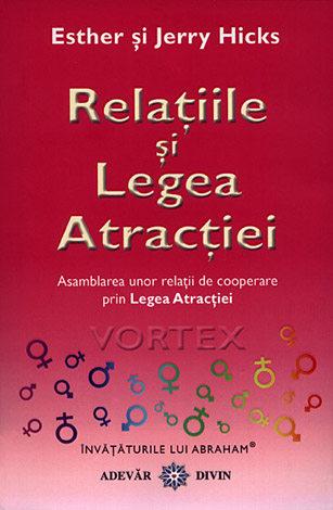 Relaţiile şi Legea Atracţiei  - asamblarea unor relaţii de cooperare prin Legea Atracţiei