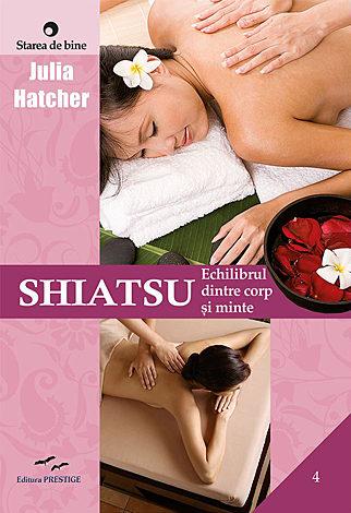 Shiatsu  - echilibrul dintre corp şi minte