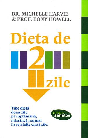 Dieta de 2 zile  - ţine dietă două zile pe săptămână, mănâncă normal în celelalte cinci zile