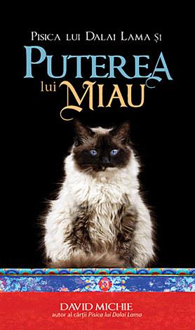 Pisica lui Dalai Lama şi puterea lui miau
