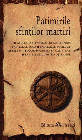 Pătimirile sfinţilor martiri