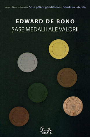 Şase medalii ale valorii