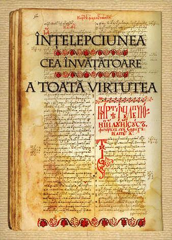Înţelepciunea cea învăţătoare a toată virtutea  - Ecclesiasticul