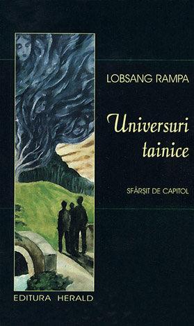 Universuri tainice  - sfârşit de capitol