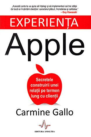 Experienţa Apple  - secretele construirii unei relaţii pe termen lung cu clienţii
