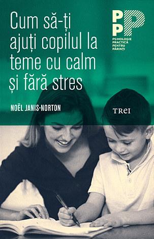 Cum să-ţi ajuţi copilul la teme cu calm şi fără stres