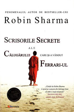 Scrisorile secrete ale călugărului care şi-a vândut Ferrari-ul