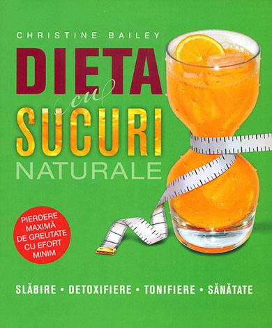 Dieta cu sucuri naturale  - slăbire - detoxifiere - tonifiere - sănătate