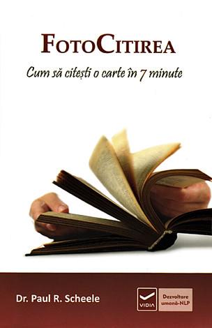 Fotocitirea  - cum să citeşti o carte în 7 minute