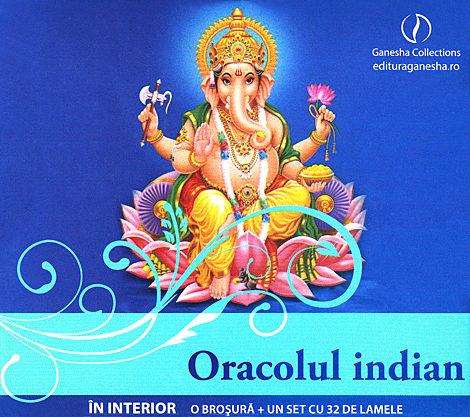 Oracolul indian  - prospectarea supranaturală în mod divin integrată a ceea ce urmează să se petreacă în existenţa noastră