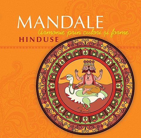 Mandale hinduse  - armonie prin culori si forme