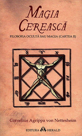 Magia cerească - Filosofia ocultă sau magia  - cartea II