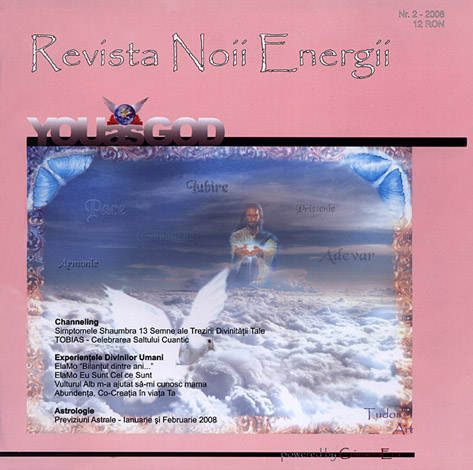 YouasGod - revista Noii Energii nr. 2